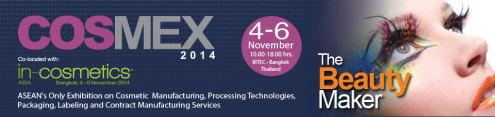 COSMEX-2014-BKK